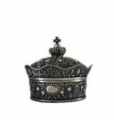Caseta coroana mare zinc