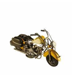Motocicleta metal mica