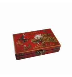 Joc domino in cutie lemn
