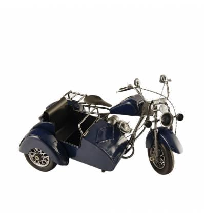 Motocicleta mica metal cu atas