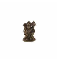 Narasimha figurina bronz