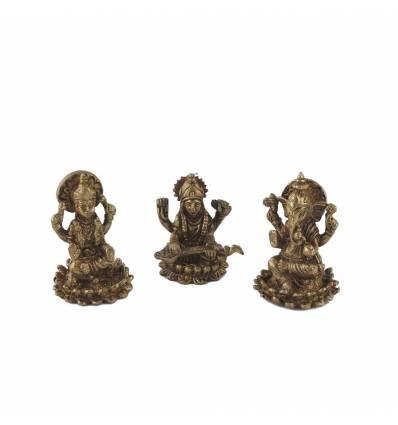 Zeitati indiene bronz ( 3 la set ) - mici