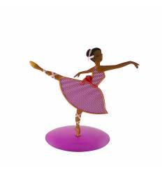 Suport metal cercei balerina