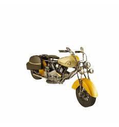 Motocicleta metal portbagaj lateral
