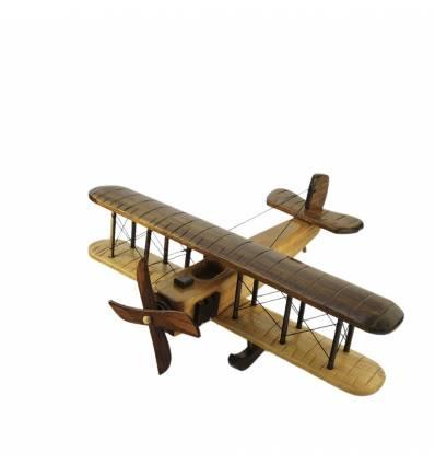 Aeroplan mare lemn