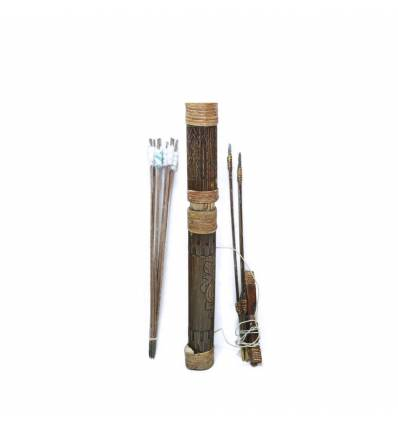 Arc cu sageti mahon 60 cm