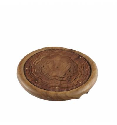 Fructiera maner lemn armonica