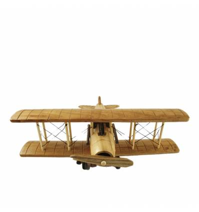 Aeroplan lemn mediu 12''