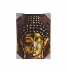 Tablou pictat Buddha vertical