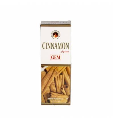 Bete parfumate GEM 6/set, aroma  Cinamon