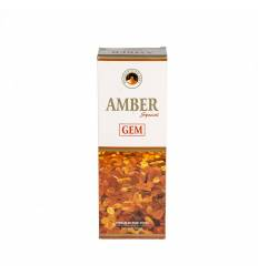 Set 6 cutii a 20 bete parfumate GEM Amber