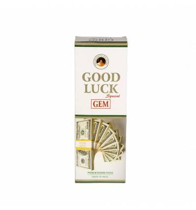Set 6 cutii a 20 bete parfumate GEM  Good Luck