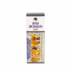 Set 6 cutii a 20 bete parfumate GEM   7 Archangels
