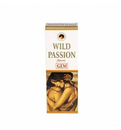 Bete parfumate GEM 6/set, aroma  Wild Passion