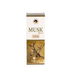 Set 6 cutii a 20 bete parfumate GEM Musk