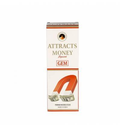 Bete parfumate GEM 6/set, aroma  Atracts Money