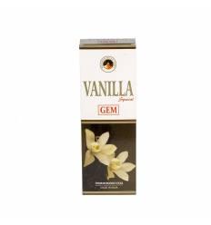 Bete parfumate GEM 6/set, aroma  Vanilla