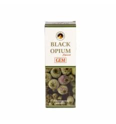 Bete parfumate GEM 6/set, aroma  Black Opium