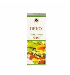 Set 6 cutii a 20 bete parfumate GEM  Detox