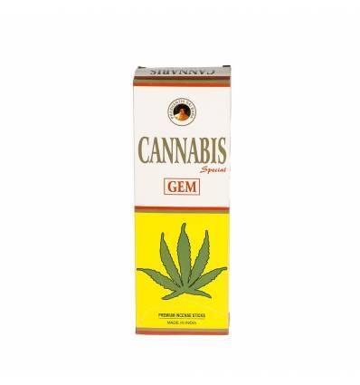 Set 6 cutii a 20 bete parfumate GEM  Cannabis