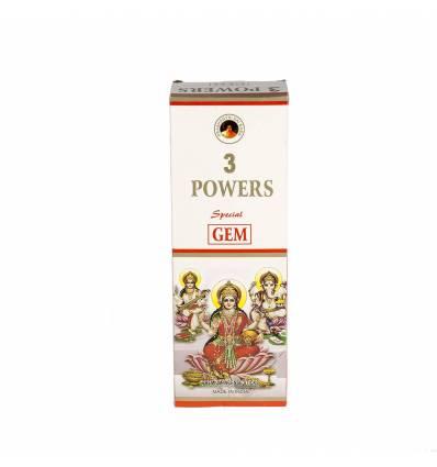 Bete parfumate GEM 6/set, aroma  3 Powers