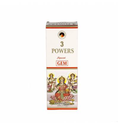 Set 6 cutii a 20 bete parfumate GEM  3 Powers