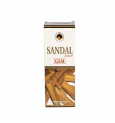 Bete parfumate GEM 6/set, aroma  Sandal