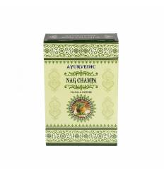 Bete parfumate AYURVEDIC 12/set, aroma  Nag Champa