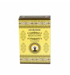 Bete parfumate AYURVEDIC 12/set, aroma  Meditation