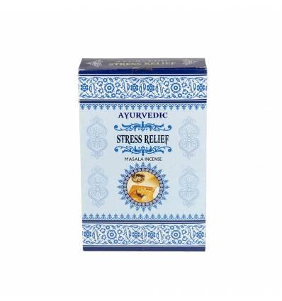 Bete parfumate AYURVEDIC 12/set, aroma  Stress Relief