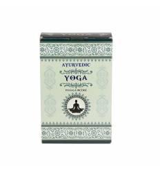 Bete parfumate AYURVEDIC 12/set, aroma  Yoga