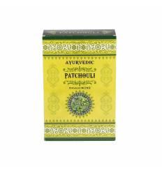 Bete parfumate AYURVEDIC 12/set, aroma  Patchouli