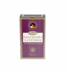 Bete parfumate NAGCHAMPA 12/set, aroma  Lavander