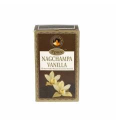 Bete parfumate NAGCHAMPA 12/set, aroma  Vanilla
