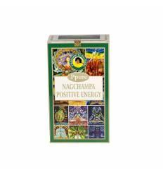 Bete parfumate NAGCHAMPA 12/set, aroma  Positive Energy