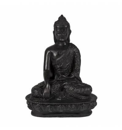 Buddha rasina negru