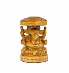 Ganesh lemn 1