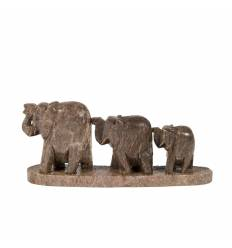 Suport bete elefant piatra linie