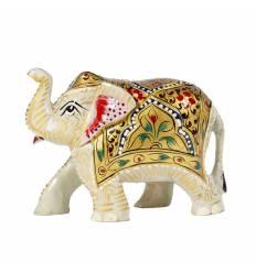 Elefant pictat D