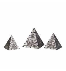 Set 3 piramide