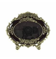 Oglinda grena ovala