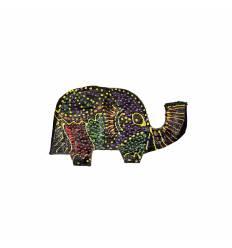 Set 10 magneti - elefant A