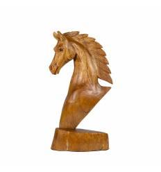 Statueta cap de cal 30 cm