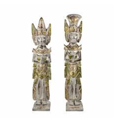 Statueta Rama Sita 60 cm