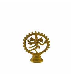 Shiva bronz mica
