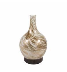 Difuzor aromaterapie vaza sticla cu adaptor 24V DC