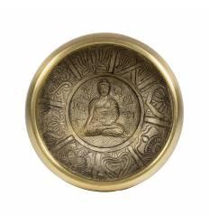 Bol tibetan bronz E