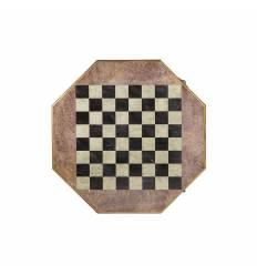 Șah piatră hexagonal