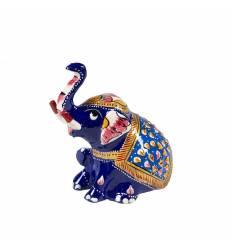 Figurine  elefanti alama B