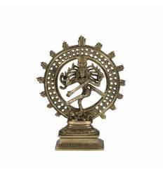 Statuete bronz Shiva 20 cm